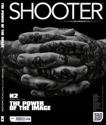 COVER SHOOTER N2 @mike hill